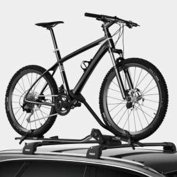 Велобагажники на крышу